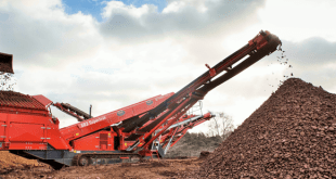 Friel Construction take pioneering approach to sustainability with new Terex Finlay 683 Supertrak