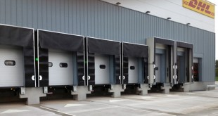 Bespoke loading bays from Stertil Dock Products support DHL operations at Manchester Airport