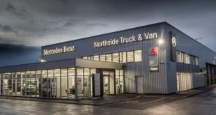 Northside Truck & Van's star rises in Sheffield