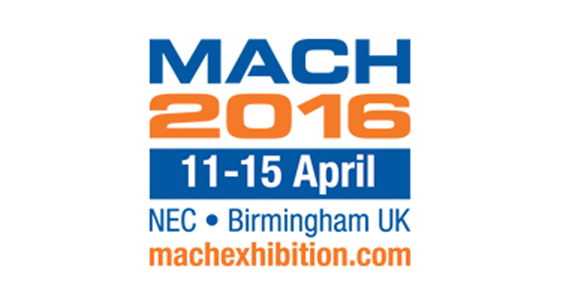 Preview for MACH 2016 Comau Robot Show