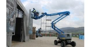 Genie puts the spotlight on new extra capacity Z™ Boom at Bauma