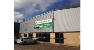 A-Plant Rail opens new Service Centre in Doncaster