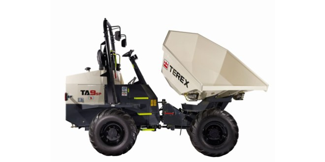 Terex Construction launches two new site dumpers