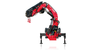 Fassi Gru at the 2016 Bauma Trade Fair