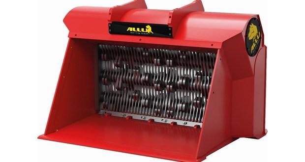 Finlay Group launch ALLU TS screening bucket