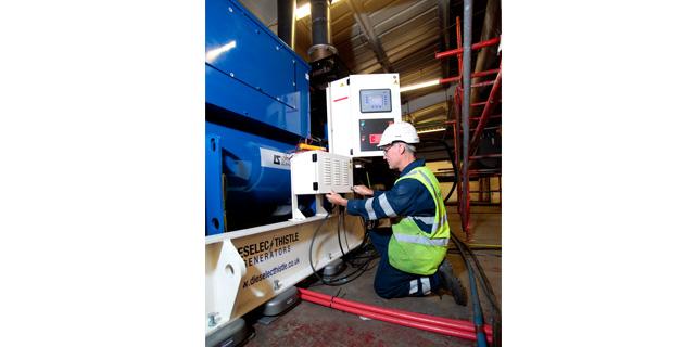Dieselec Thistle Generators bolsters high voltage team credentials