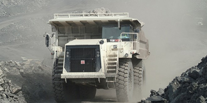 Terex Trucks: Made in Scotland