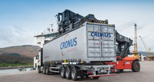 Cronus Logistics ahead of the EU curve on emissions