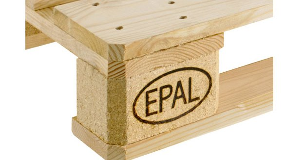The upward trend of EPAL pallets continues