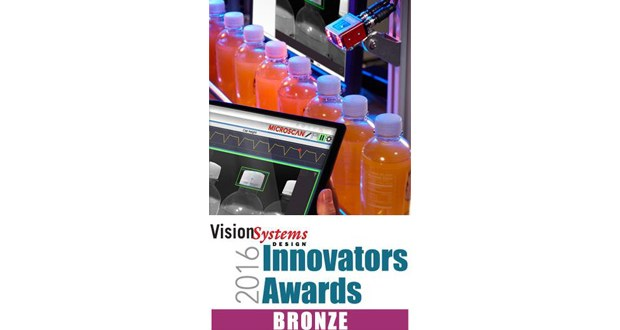 Microscan honored by Vision Systems Design 2016 Innovators Awards Program