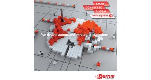 Egemin Automation presents smart, connected and global intralogistics solutions at CeMAT