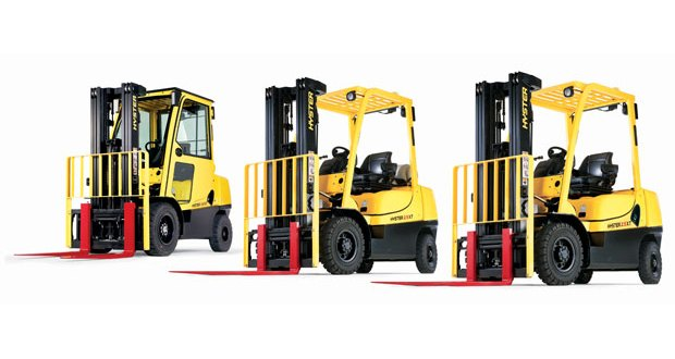 Tough new Hyster® XT forklift sereies for everday operations everywhere
