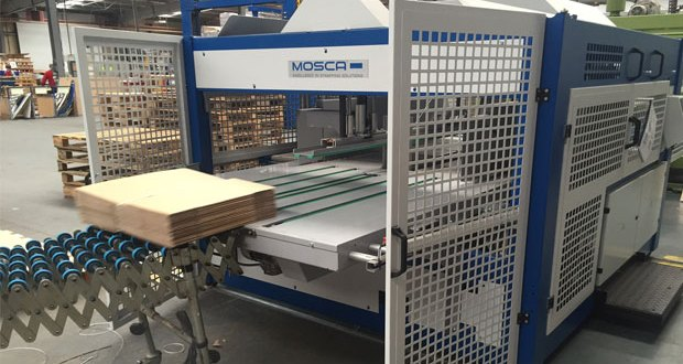 More Mosca strapping technology for Cullen Packaging
