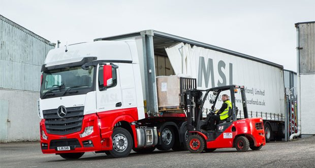 MSL forges a winning partnership with Mercedes-Benz dealer Western Commercial