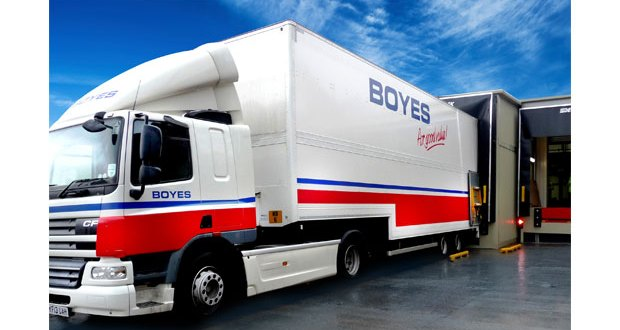 Transdek enables high efficiency double deck vehicle loading for value retailer Boyes