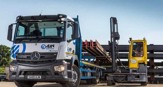 AJN Steelstock moves for more Mercedes-Benz metal