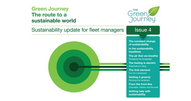 New free e-book helps vehicle fleets to meet environmental challenges