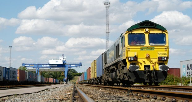 Freightliner launches a new service from Felixstowe