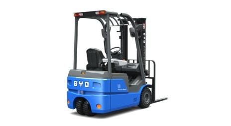 BYD electric forklift ECB18C
