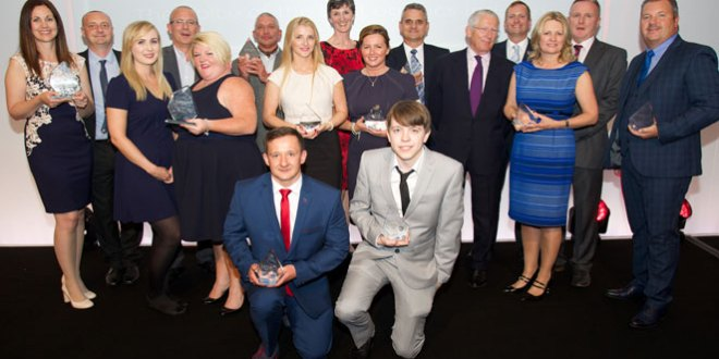 3PL excellence rewarded at UKWA Awards