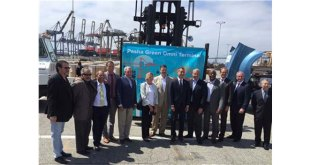 BYD celebrates official launch of $26 million Pasha Green Omni Terminal project