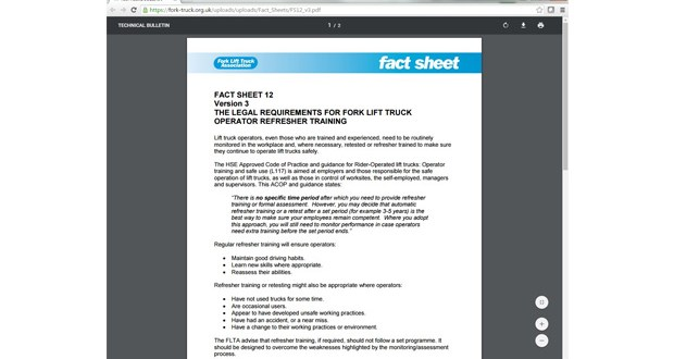 FLTA revises guidance on refresher training