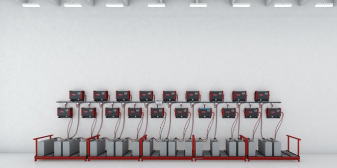 Fronius optimises traction battery utilisation with the Cool Battery Guide Easy