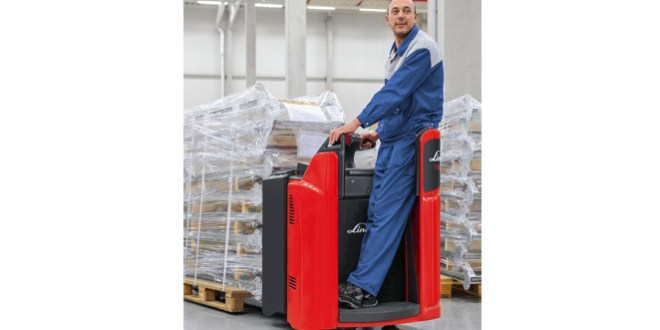 Linde Material Handling optimises its T20 and T25SP rider pallet trucks