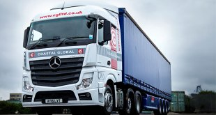 Mercedes Benz dealer Orwell is Coastal Global new port of call