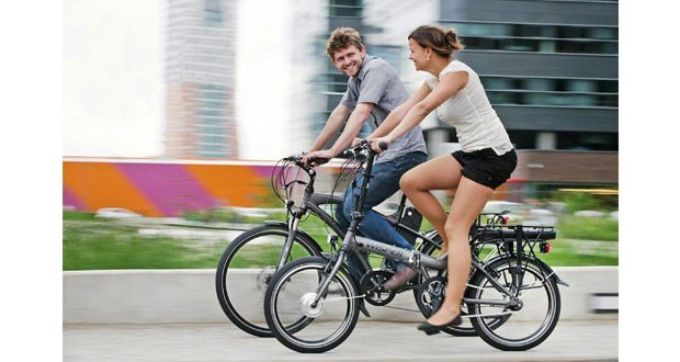 NetDespatch and E-Bikes help commuters to go green