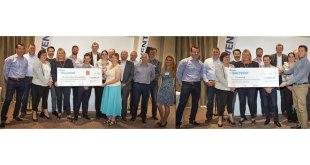 Wincanton raises more than 65000 for charities