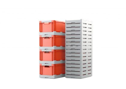 new EQ range of collapsible containers