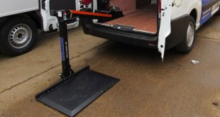 Advanced Mechanical Handling for Euro Car Parts Ltd from Penny Hydraulics