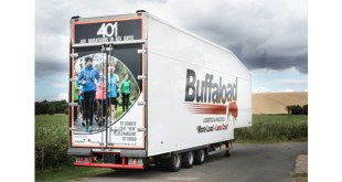 Buffaload and ACFO from the world of transport support The 401 Challenge