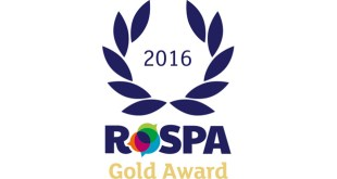 CHEP UK & Ireland wins RoSPA Gold Award for fourth consecutive year