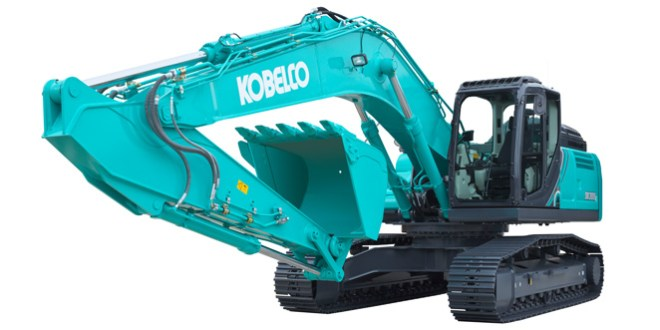 Kobelco Construction Machinery exceptional power meets efficiency