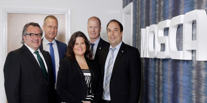 New look premises reflect Mosca Direct success