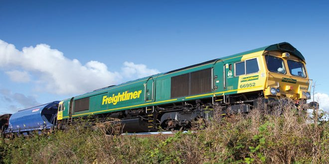 Freightliner supports Department for Transport Rail Freight Strategy