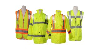 Visijax Industrial PPE garments