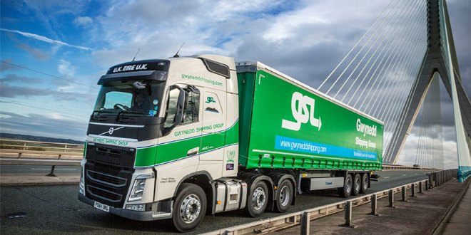 Gwynedd Shipping Limited joins European giant Palletways