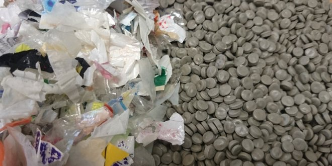 REFLEX project helps drive development of recycling options for flexible packaging
