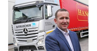Safe efficient Mercedes-Benz Actros is the right option for Baerlocher