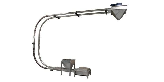 Spiroflow announces heavy duty Chain Drag Conveyor