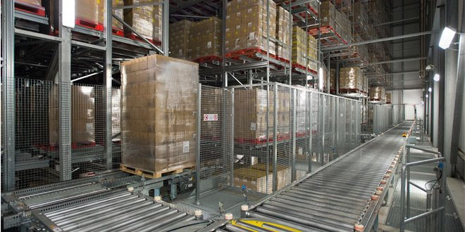 Egemin to build third automated high-bay warehouse for deepfreeze specialist Agristo