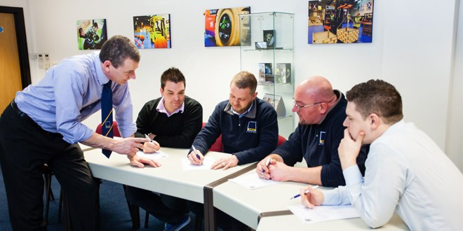 Kuehne + Nagel improves driver efficiency and skill with RTITB Driver CPC training