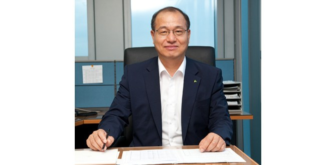 Mr K.Y. Kong appointed as new COO of Hyundai Construction Equipment