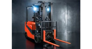 New latest model Nexen electric forklift for Anilox Laser Technology