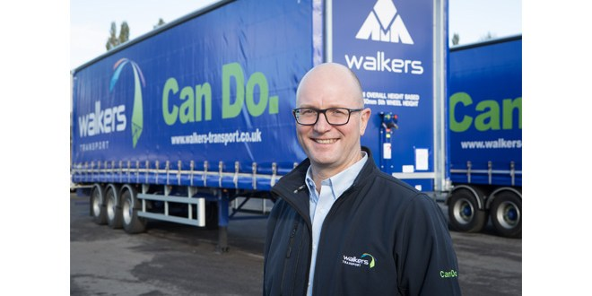 Walkers Transport ploughs one and a half million GBP into expansion