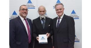 FTA Van Excellence wins prestigious Prince Michael safety award