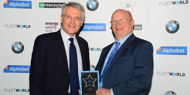 Maxoptra wins 2016 Fleet Hero Award